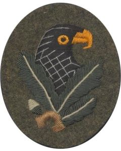 WW2 GERMAN  SNIPER BADGE 3RD CLASS