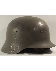 SPANISH MODEL Z HELMET ORIGINAL SIMILAR TO GERMAN M42