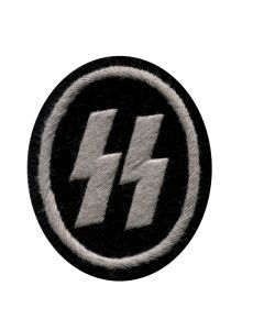 SS- HELFERIN BREAST RUNES ENLISTED MAN PATCH
