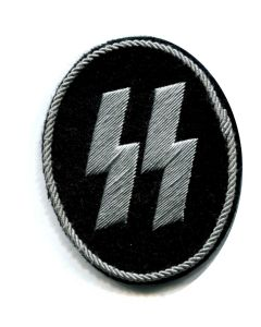 SS- HELFERIN BREAST RUNES OFFICER PATCH