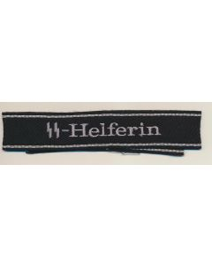SS-HELFERIN RZM CUFF TITLE JUNIOR RANK
