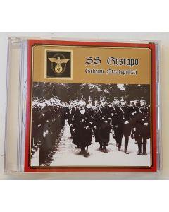 SS GESTAPO GEHEIME STAATSPOLIZEI MARCHES CD