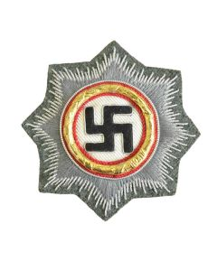 WW2 GERMAN WAR ORDER OF THE GERMAN CROSS IN GOLD