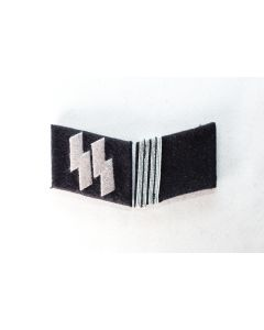 SS ROTTENFUHRER COLLAR TABS - CORPORAL RANK