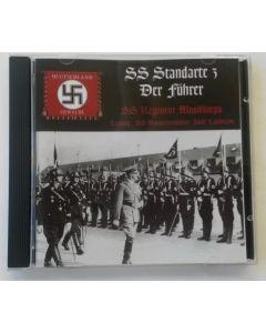 SS STANDARTE 3 DER FUHRER - SS REGIMENT MUSIKKORPS CD