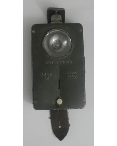 SWEDISH FLASH LIGHT TORCH 4.5 VOLT SIMILAR TO WW2 GERMAN