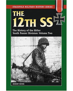 12TH SS HITLER YOUTH: SOFT COVER BOOK