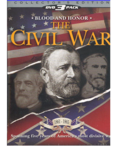 THE CIVIL WAR Blood and Honor