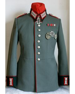 GERMAN TRICOT M35 WAFFERNROCK UNIFORM