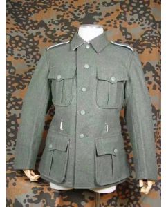 GERMAN WW2 M40 TUNIC ENLISTED MAN WOOL FIELD JACKET