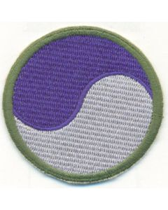 ww11 AMERICAN 29th INFANTRY DIVISION PATCH