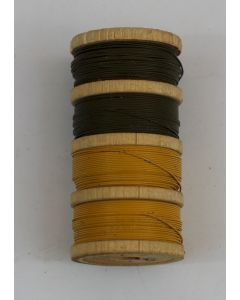 ORIGINAL U.S. WW2 ORIGINAL ARMY TRIP WIRE SPOOL