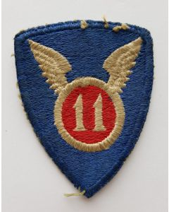 U.S. WWII 11th AIRBORNE DIVISION SHOULDER PATCH
