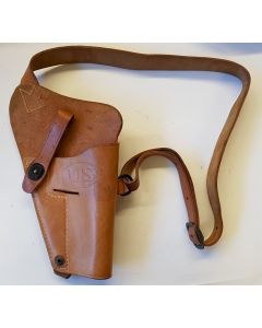 U.S. WWII M3 COLT 1911 .45 TANKER SHOULDER HOLSTER BY BOYT HARNESS Co.