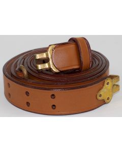 US 1907 PATTERN LEATHER RIFLE SLING