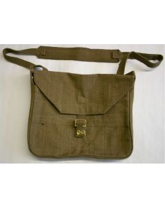 BRITISH OFFICERS P-37 VALICE BAG WITH CARRY STRAP WWII