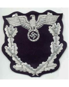 GERMAN MINISTERIALRAT, GROUP 1 GOVERNMENT OFFICIAL SLEEVE BADGE
