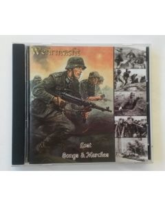 WEHRMACHT LOST SONGS & MARCHES CD