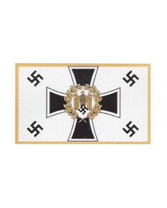 GERMAN WEHRMACHT NAZI INFANTRY FLAG