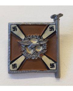 GERMAN WHW DONATION LUFTWAFFE FLAG PIN