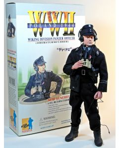 WIKING DIV OBERSTURMFUHRER FRITZ poland 1944 ACTION FIGURE