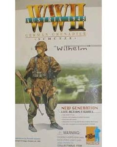 ww11 WILHELM DRAGON ACTION FIGURE