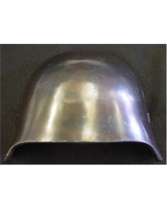 GERMAN STIMPANZER HELMET SHIELD BROW PLATE