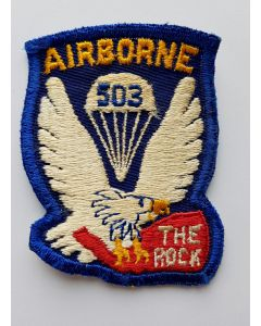 WW2 503rd AIRBORNE REGIMENTAL COMBAT TEAM PATCH