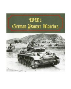 WW2 GERMAN PANZER MARCHES CD