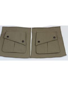 US M1942 JUMP JACKET SPARE POCKETS