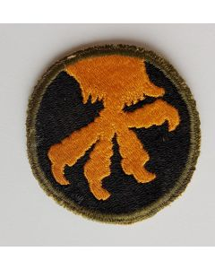WW2 US 17TH AIRBORNE DIVISION PATCH ORIGINAL