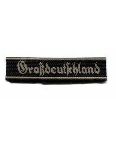 GERMAN GROSDEAUTSCHLAND BEVO TYPE CUFF TITLE