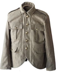 SCOTTISH WWI SERVICE DRESS SD TUNIC