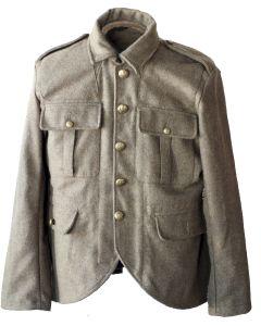 SCOTTISH WWI SERVICE DRESS SD TUNIC