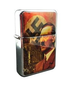 GERMAN LIGHTER ADOLPH HITLER PORTRAIT