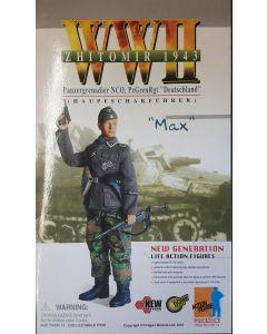 """Zhitomir 1943 Panzergrenadier NCO, PzGrenRgt """"Deutschland"""" (Haupfscharfuhrer) """"Max"""""""