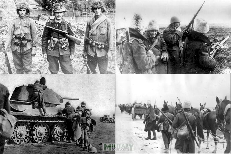 Armies of WWII - Militarytour.com blog