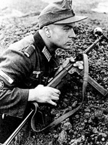 German WWII MP40 sling Original