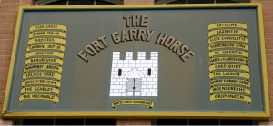 Fort Garry Horse Cavalry Brigade Winnipeg