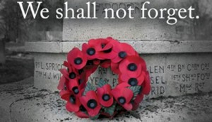 Remembrance Day 2015 Militarytour.com