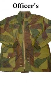 Denison Smock First Pattern WW2 Briish