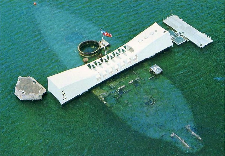 Arizona Memorial 2015 Pearl Harbor Hawaii
