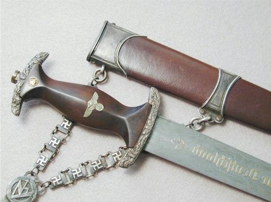 German WWII SA High Honor Dagger