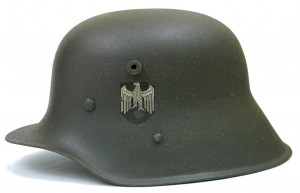 M1917 German WWii helmet