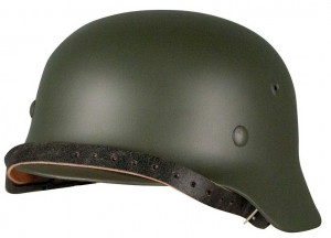 M1940 History of the German Helmet in WWII