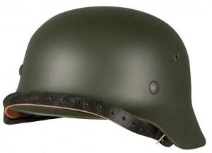 M1940 History of the German Helmet in WWII