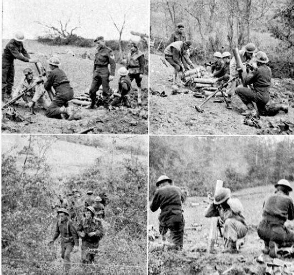 War Journal of Corporal Harry Winther, WWII, Saskatoon Light Infantry Machine Gun