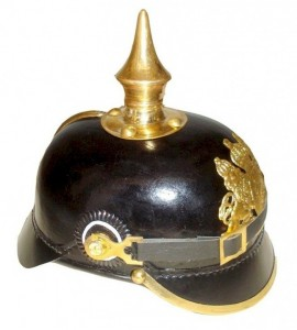 german WW1 Pickelhaub Helmet