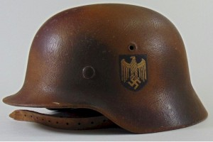 M35 Helmet Single Decal WWII