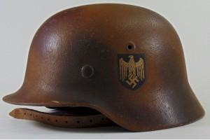 M35 Helmet Single Decal WWII